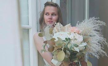 Свадебный букет-1